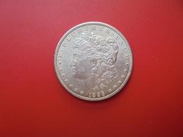 U.S.A 1 DOLLAR 1896 ARGENT  QUALITE : VOIR PHOTOS ! - 1878-1921: Morgan
