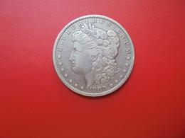 "U.S.A 1 DOLLAR 1900 ""O"" ARGENT  QUALITE : VOIR PHOTOS ! - Federal Issues"