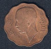 Irak, 10 Fils 1938, Bronze - Iraq