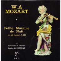 """Louis De Froment  """"  W.A Mozart Petite Musique De Nuit  """" - Classical"""