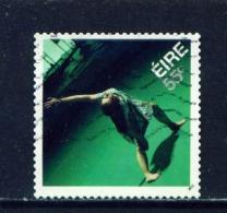 IRELAND  -  2012  Contemporary Art  55c  Used As Scan - 1949-... Republic Of Ireland