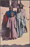 Four Beauties, Egypt, C.1905-10 - Egyptian Gazette Postcard - Persons