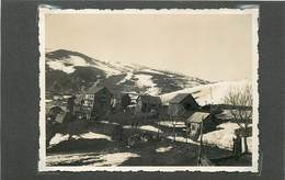 BEUIL (alpes Maritimes) Vue Générale, En 1934 (photo Format 11cm X 8,2cm) - Places