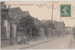 LES LILAS  BAGNOLET                   RUE DE PANTIN - Les Lilas