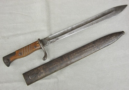 Baionnette Allemande Mauser Ww1 - Armes Blanches