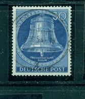 Berlin, Freiheitsglocke, Nr. 104 Gestempelt - Berlin (West)
