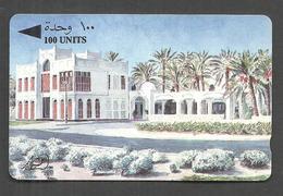 USED PHONECARD BAHRAIN - Bahrain