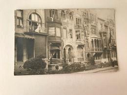 Antwerpen  FOTOKAART  Avenue Cogels-Osy N° 74-76-78-80 ... VERNIELINGEN EERSTE WERELDOORLOG - Antwerpen