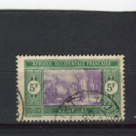SENEGAL - Y&T N° 69° - Marché Indigène - Senegal (1887-1944)