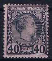 Monaco:  Yv 7  Mi 7 Postfrisch/neuf Sans Charniere /MNH/** - Monaco