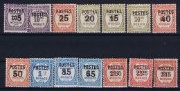 Monaco:  Yv 140 - 153  Mi  149 - 162Postfrisch/neuf Sans Charniere /MNH/**  1937 - Monaco