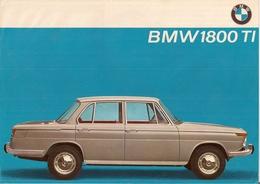 BM - W 1800 TI. - Advertising