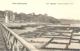 France - Ille Et Vilaine - Cancale - Parcs Et Falaises - G.F. Nº 2608 - - Cancale