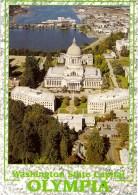 State Capital Building, Olympia, Washington, USA Unused - United States