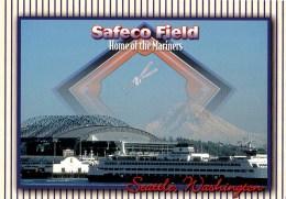Safeco Field, Home Of The Mariners, Seattle, Washington, USA Unused - Seattle