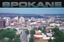 Spokane Skyline, Washington, USA Unused - Spokane