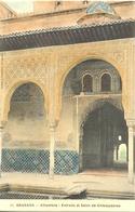 Espagne - Andalousie - Grenade - Alhambra - Entrada Al Salon De Embajadores - Colorisée - 5901 - Granada