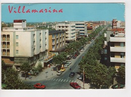^ VILLAMARINA DI CESENATICO VIALE CARDUCCI RAVENNA PANORAMA 295a - Ravenna