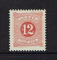 SWEDEN..mh...1877+...Scott J-5 - Postage Due