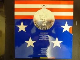 BELGIUM FDC SET 1994 RODE DUIVELS  FRANCAIS & NEDERLANDS - 1951-1993: Baudouin I