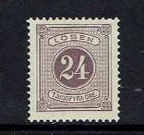SWEDEN..mh...1877+...Scott J-18 - Postage Due