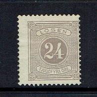SWEDEN..mh...1877+...Scott J-19 - Postage Due