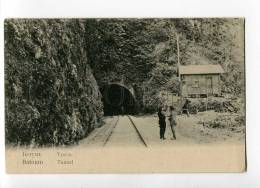 270415 Adjara Georgia BATUMI Green Cape Railway Tunnel Tobacco - Georgia