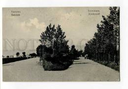 270425 GEORGIA BATUM Batumi Seaside Boulevard Vintage Postcard - Georgia