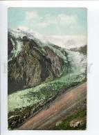 270435 CAUCASUS Georgian Military Road Glacier Mount Kazbek PC - Georgia