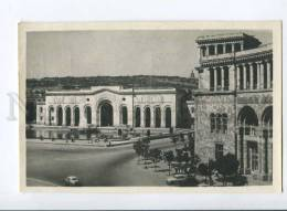 3012394 ARMENIA Yerevan Government House Old Photo PC - Armenia