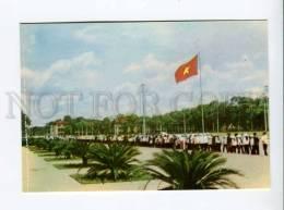 271704 VIETNAM Ho Chi Minh Mausoleum 1976 Year Photo Postcard - Vietnam