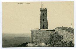 CPA - Carte Postale - France - Belfort - La Miotte (CP3361) - Belfort – Siège De Belfort