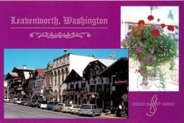 Leavenworth, Bavarian Village, Washington, USA Unused - United States