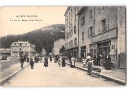 CPA 39 Morez Du Jura Le Bas De Morez Les Essarts - Morez