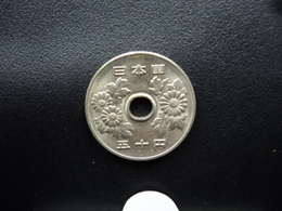 JAPON : 50 YEN  An 54  (1979)  Y 81    SUP+ - Japan