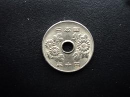 JAPON : 50 YEN  An 10  (1998)  Y 101.2    TTB+ - Japan