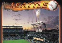 Safeco Field, Ballpark, Washington, USA Unused - Seattle
