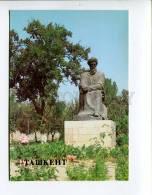 271926 Uzbekistan TASHKENT Biruni Monument 1986 Year Postcard - Uzbekistan