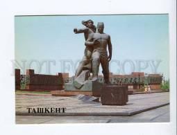 271937 Uzbekistan TASHKENT Memorial Complex Of Courage 1986 - Uzbekistan