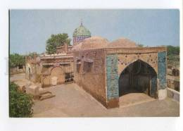 271988 USSR Azerbaijan Kirovabad Ganja Mausoleum-mosque 1970 - Azerbaïjan