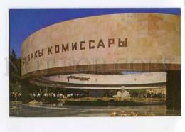 271992 USSR Azerbaijan Baku Mausoleum 26 Baku Commissars 1970 - Azerbaïjan