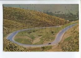 271994 USSR Azerbaijan Akhsu Pass 1970 Year Postcard - Azerbaïjan