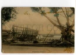 3016612 SINGAPORE Shipbuilding Vintage Tinted PC - Singapore