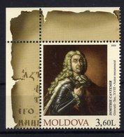 Moldova Moldavia 2003 MNH Dimitre Cantemir, King Of Moldova & Writer - Moldavia
