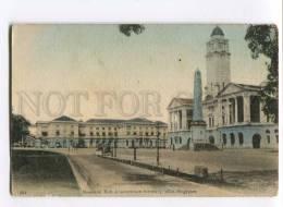 3017277 SINGAPORE Memorial Hall Government Secretary Vintage PC - Singapore