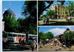 272298 CHINA Harbin Russkaya Street Russian Poster Card - China