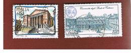 ITALIA REPUBBLICA  - SASS. 1947.1948    -      1990  SCUOLE D' ITALIA   -      USATO - 6. 1946-.. Repubblica