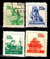 Cina-A-0305 - Emissione 1953 - - 1949 - ... People's Republic