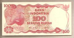 Indonesia - Banconota Non Circolata Da 100 Rupie P-122b - 1984 - Indonesia