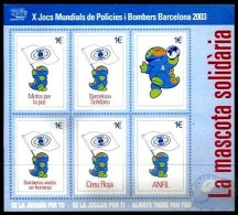 SPAIN, Cinderellas, ** MNH, F/VF - Spanien